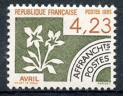 Stamp / Timbre France Neuf Preoblitere N° 189 ** Les Mois De L'annee / Avril