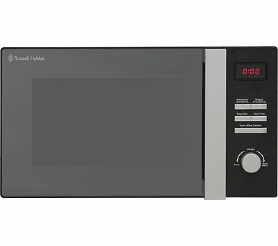 Russell Hobbs RHM2565BCG 25L Black Combination Combi Convection Microwave Oven