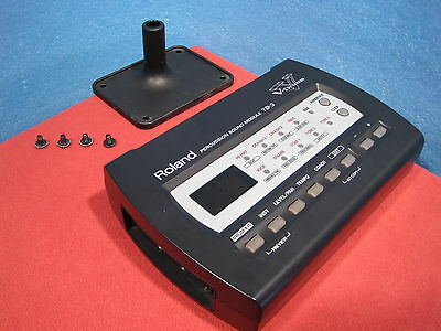 Roland TD-3 TD3 Electronic V-Drum Percussion Module Brain w/ Clamp Used