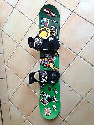 k2 snowboard 120cm +SP Bindings