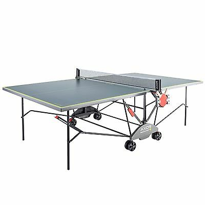 Kettler Axos 3 Outdoor Compact Folding Weatherproof Ping Pong Table Tennis Table