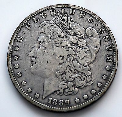 1889o Silver Morgan Dollar   (1 SN)