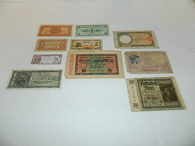 Lot Of Paper Foreign Currency,