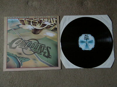 Commodores - Natural High - Stml 12087 - Motown - Ex..!!!