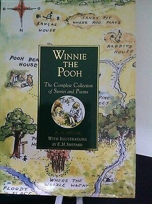 Winnie-the-Pooh - The Complete Collection of Stories and Poems by A. A. Milne...