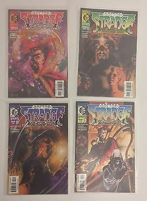 Doctor Strange - The Flight of Bones Vol 2 1999 Marvel Comic Series Issues #1-4