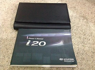 Hyundai  I20  Owners Manual Handbook 2007-2012 Covers Audio System
