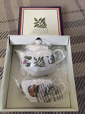 Crabtree & Evelyn 'Tea For One' Gift Set