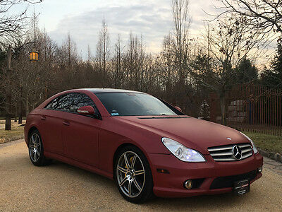 2006 Mercedes-Benz CLS-Class Base Sedan 4-Door 60k mile 55 amg free shipping warranty luxury supercharged financing cheap rare