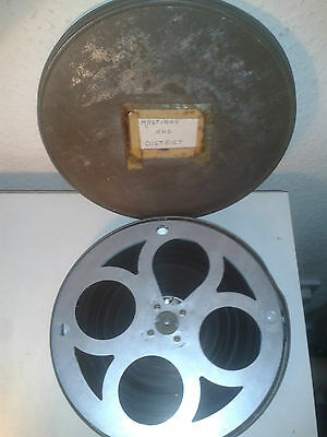 HASTINGS & DISTRICT 1930s - 9.5MM CINE FILM MOVIE - RARE FOOTAGE