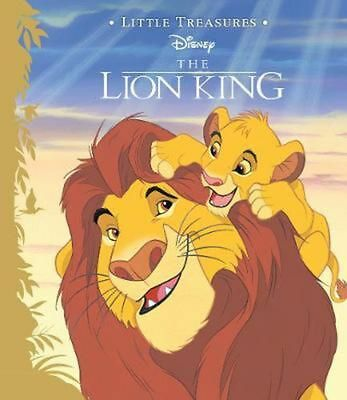 Disney the Lion King by Parragon Books Ltd Hardcover Book