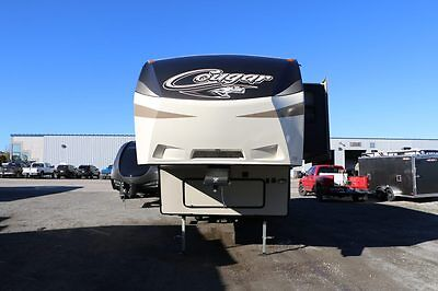 SAVE BIG Show Special Cougar 333MKS Fifth Wheel Mid Kitchen Center Island Camper
