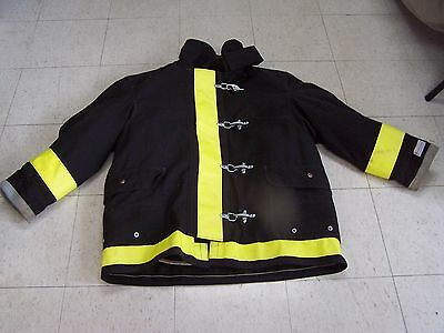 Lion Bodyguard firefighter turnout coat FIRE FIGHTING GEAR WITH LINER SZ XL