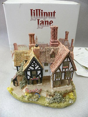 Lilliput Lane Ship Inn