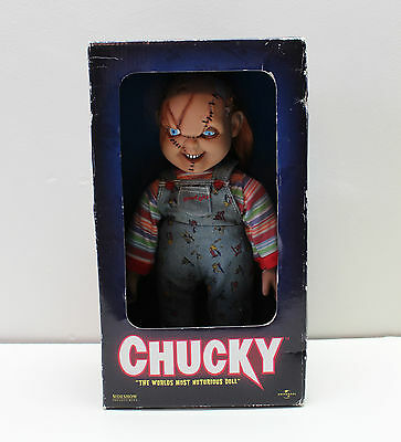 Sideshow Bride Of Chucky Plush Doll Collectable Scarred Face (4608) **RARE**
