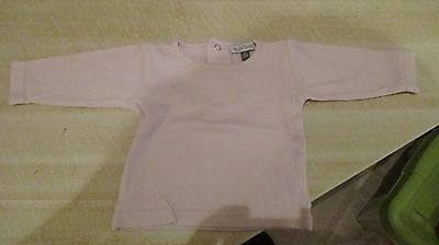 Tee Shirt Manche Longue Fille In Extenso 3 Mois