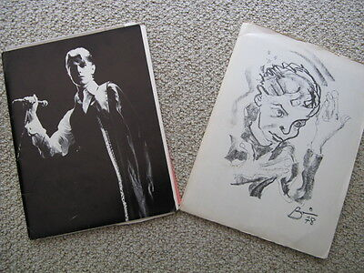 David Bowie Press packages from 1978 Free Shipping