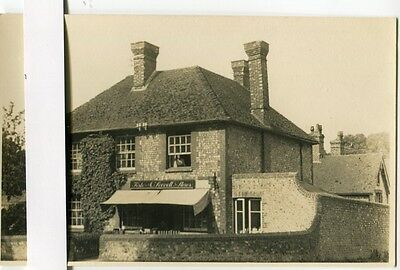 Postcard  Firle Stores, The Street, Firle, nr Lewes, Sussex