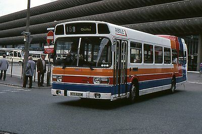 35mm Bus Slide - Stagecoach Ribble Leyland National NTC625M