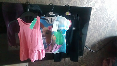 Brand New - Bundle Of Girls Clothes - 2-3 Yrs - M&s  And H&m