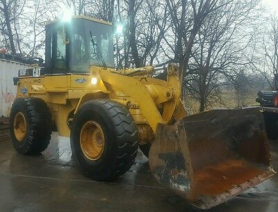 Caterpillar 928F Wheel / Pay  Loader Very Clean Low Hours