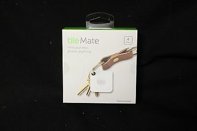 Tile Mate Tracking Device (Pack of 4)