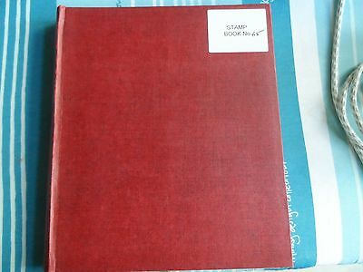 un/st vincent/guernsey/jersey stamps and large A4 stock book