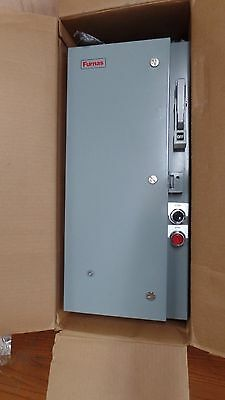 *New in Box* Furnas 17DP92NG12A1 Combination Magnetic Starter Fusible Disconnect