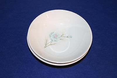 "Taylor, Smith & Taylor Ever Yours ""Boutonniere"" 5-1/4"" Fruit/Dessert Bowls (2)"