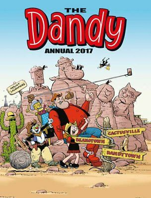 The Dandy Annual 2017 (Annuals 2017), Parragon Books Ltd Book The Cheap Fast