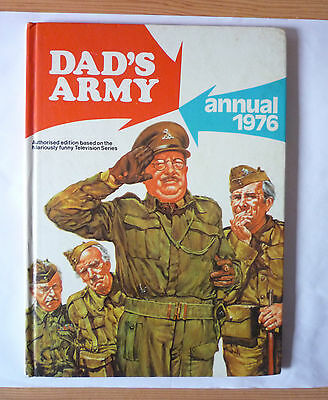 Dad's Army 1976 Hardback Annual - Good Condition