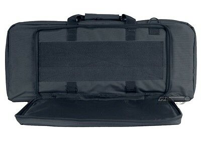 "Condor 28"" Inch Riffle Padded Case Black 600 Denier Nylon Airsoft Paintball"