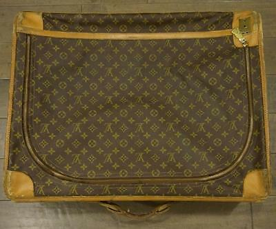 """Louis Vuitton Suitcase Vintage The French Company Saks fifth avenue 26"""""""