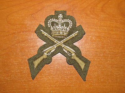 Canadian Army Qualification Badge Marksman nice