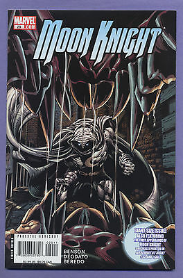 Moon Knight #20 2008 Werewolf by Night Benson Deodato 1st Appearance #32 #33 /