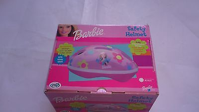 BARBIE CYCLE/SCOOTER SAFETY HELMET SIZE 48-54cm perfect gift for girls
