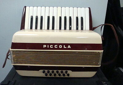 Hohner Piccola vintage early 60's,professional young person model,adult good too