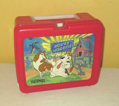 Rover Dangerfield Lunch Box Thermos