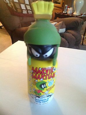 Marvin the Martian shampoo and body wash, Partly Empties
