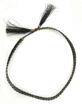 c. 1920 Horsehair Hat Band