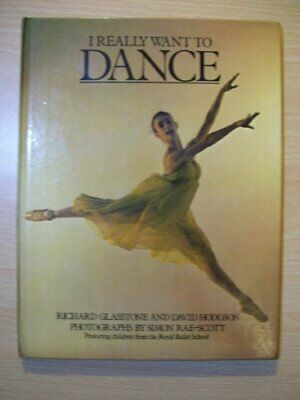 I Really Want to Dance by Hodgson, David Book The Cheap Fast Free Post