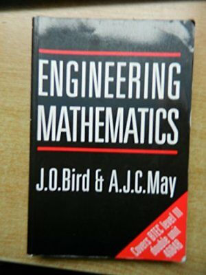 Engineering Mathematics by May, A. J. C. Paperback Book The Cheap Fast Free Post