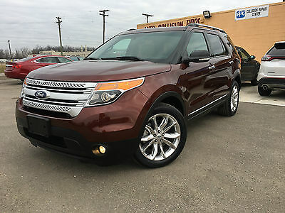2015 Ford Explorer XLT 4WD 2015 Ford Explorer XLT 4X4 fully loaded like new in and out, rebuilt title !!!