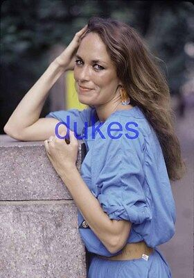 the DUKES OF HAZZARD #764,CATHERINE BACH,candid photo
