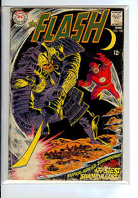 Dc: The Flash#180 Low Grade