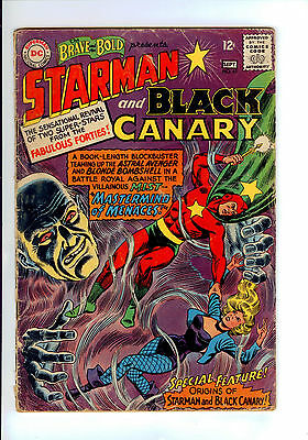 Dc: The Brave And The Bold #61 Low Grade Murphy Anderson Cover Art