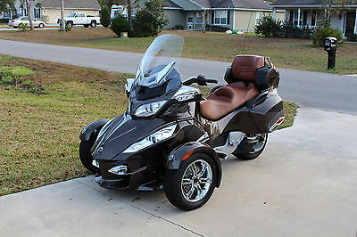 2012 Can-Am Sypder RT Limited  Bronze Can-Am Spyder RT Limited 2012