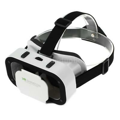 SHINECON VR BOX 3D Virtual Reality Glasses Headset for Smart Phones Windows K2A1