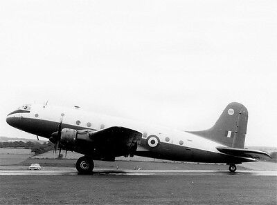 Photo 10x8 HANDLEY PAGE HASTINGS