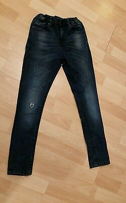 River Island Skinny Distressed Jeans  Age 9 Years  £0.99